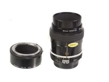 Nikon Nikkor 3,5/50mm Micro AI