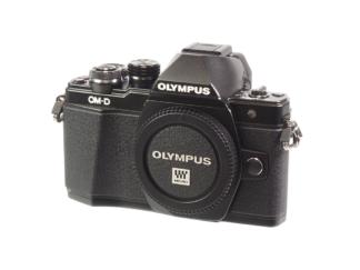 Olympus OM-D E-M10 II Gehäuse schwarz