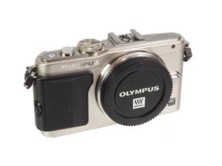 Olympus Pen Lite E-PL5 Gehäuse silber