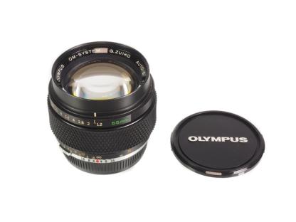 Olympus Zuiko 1,2/55mm OM