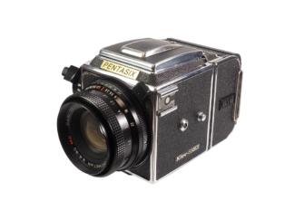 Pentasix Kiev-88 + 2,8/80mm