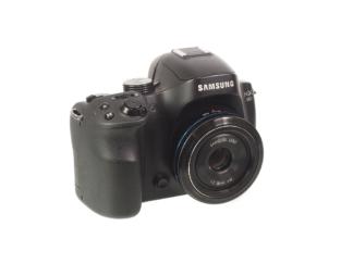 Samsung NX 3 mit 2,0/30mm