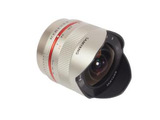 Samyang 2,8/8mm Fish Eye II Fuji