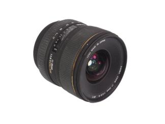 Sigma DG 2,8-4/17-35mm Canon EF