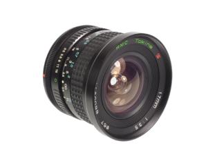 Tokina RMC 3,5/17mm Canon FD