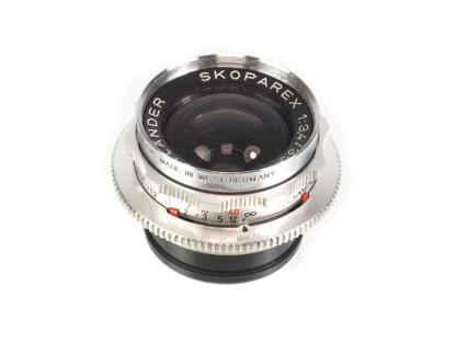 Voigtländer Skoparex 3,4/35mm