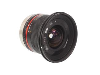Walimex 2,0/12mm Fuji X