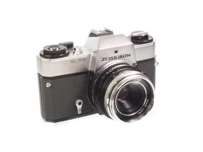 Zeiss Ikon SL 706 Tessar 2,8/50mm