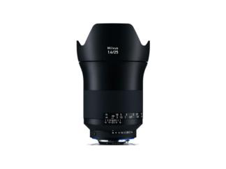 Zeiss Milvus Distagon T* 1,4/25mm ZF.2