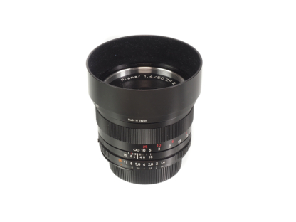 Zeiss Planar 1,4/50mm ZF.2
