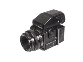 Zenza Bronica ETRsi + 2,8/75mm