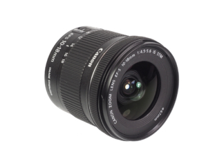 Canon EF-S 4,5-5,6/10-18mm IS STM