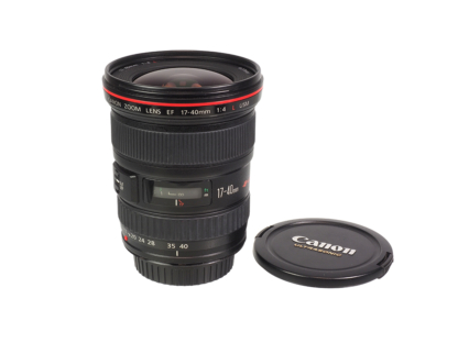 Canon EF4,0/17-40mm L