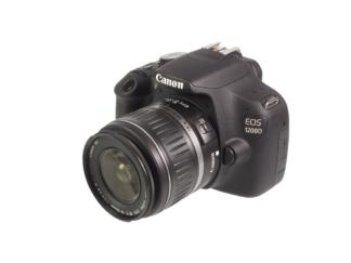 Canon EOS 1200D + 18-55mm II