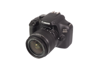 Canon EOS 4000D + EF-S 18-55mm III