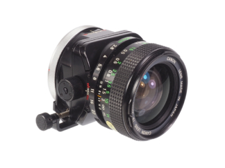 Canon FD TS 2,8/35mm