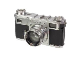 Contax II + Sonnar 2,0/5cm