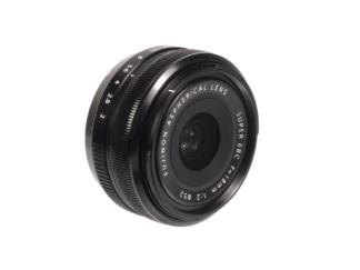 Fujinon XF 2,0/18mm