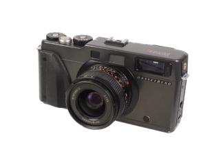 Hasselblad X-Pan II + 4,0/45mm