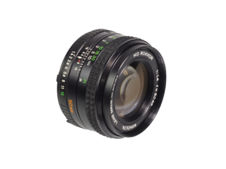 Minolta MD 1,4/50mm