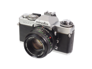 Minolta XD7 chrom + 1,7/50mm