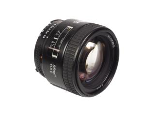Nikon AF 1,8/85mm D