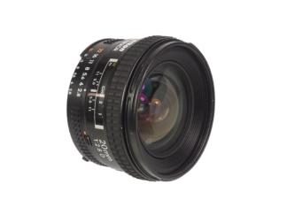 Nikon AF 2,0/20mm D