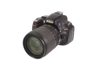 Nikon D5100 + AF-S 18-105mm VR