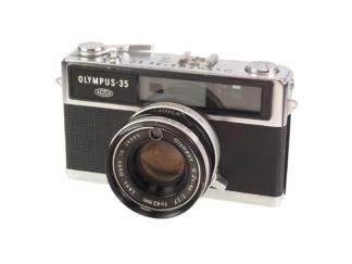 Olympus 35 LC mit 1,7/42mm