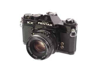 Pentax KX + 1,8/55mm