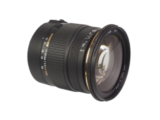 Sigma DC 2,8/17-50mm HSM Canon EF-S