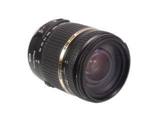 Tamron SP Di II 3,5-6,3/18-270mm VC Canon EF-S
