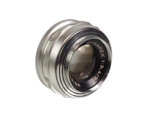 Voigtländer Dynarex 3,4/90mm