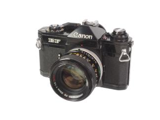 Canon EF + FD 1,4/50mm ssc