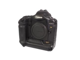Canon EOS 1Ds Mark II Gehäuse