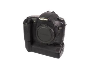 Canon EOS 30D + Batteriegriff