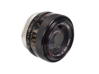 Canon FD 1,2/55mm