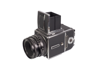 Hasselblad 501CM + Planar 2,8/80mm