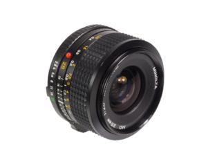 Minolta MD 2,8/28mm