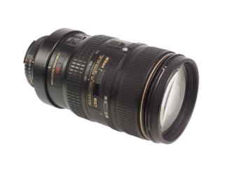 Nikon AF 4,5-5,6/80-400mm VR