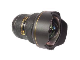 Nikon AF-S 2,8/14-24mm