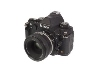 Nikon DF + 1,8/50mm