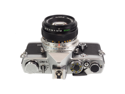Olympus OM-1 + Zuiko 1,8/50mm