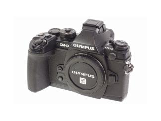 Olympus OM-D E-M1 Gehäuse