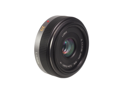 Panasonic G 1,7/20mm