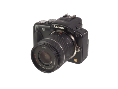 Panasonic G3 + G Vario 14-42mm