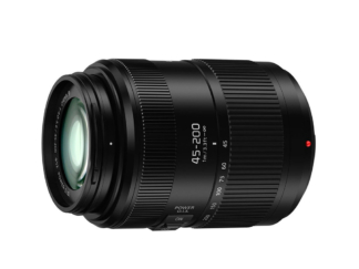 Panasonic Lumix G 4,0-5,6/45-200mm OIS II