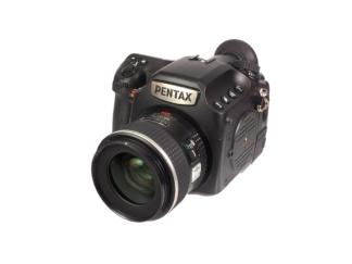 Pentax 645Z + 2,8/55mm SDM