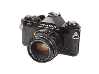 Pentax MV + 2,0/50mm