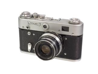 Revue-3 + 2,8/50mm M39